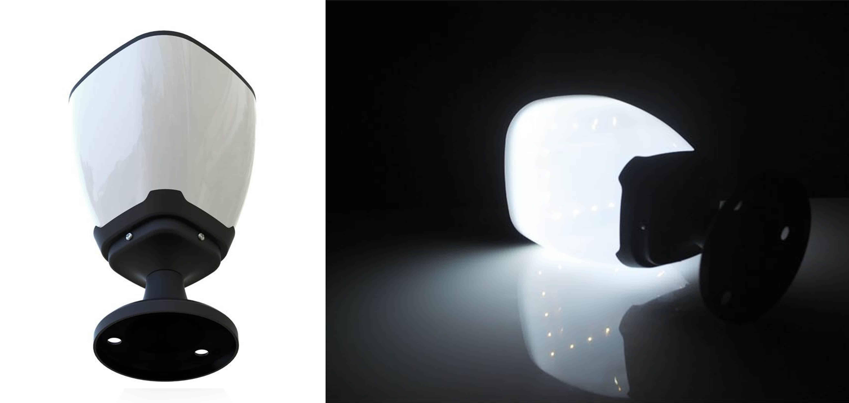 Lampa Solarna Niska Do Ogrodu Slc 05 Oświetlenie Solarne Calidus