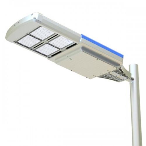 Solarna Hybrydowa Latarnia LED hybrydowamarki Calidus.eu to idealne oświetlenie ulicy i gwarancja satysfakcji