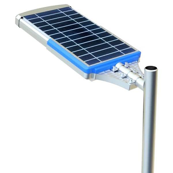 Latarnia Uliczna Solarna Slc 2000 125w Led Oświetlenie