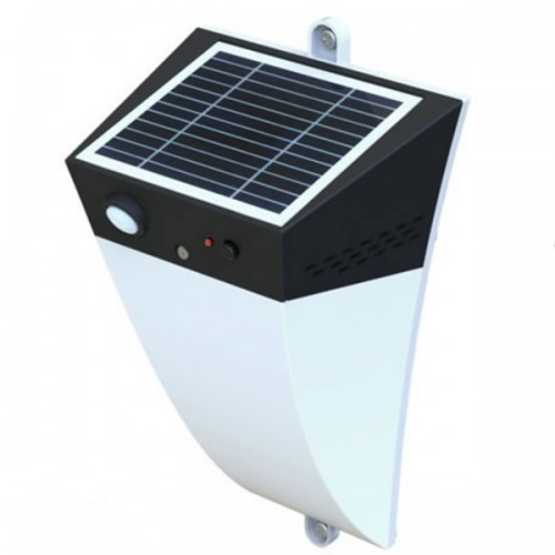 Solarna lampa ścienna SLC-02 marki Calidus