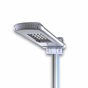 Solarna latarnia do ogrodu