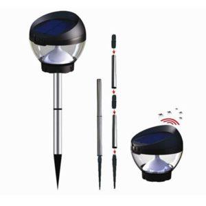 solarna lampa z odstraszaczem komarów