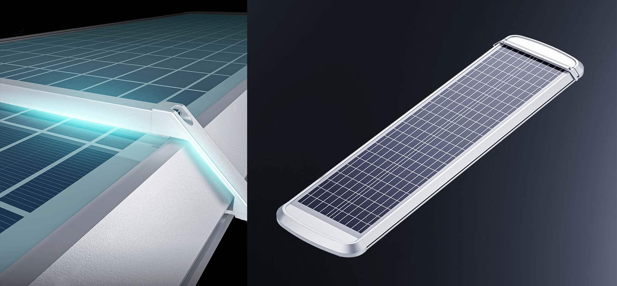Solarna latarnia uliczna SLC