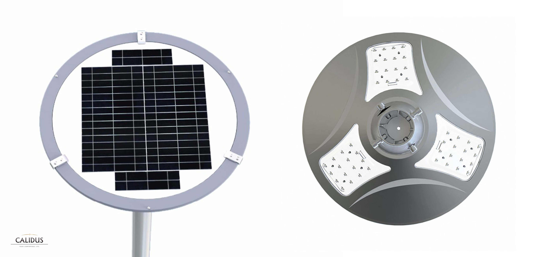 Solarna latarnia uliczna SLC - 900R