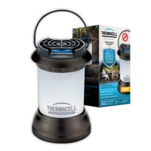 Lampion ogrodowy odstraszający komary