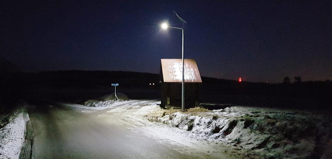 Solarne latarnie LED