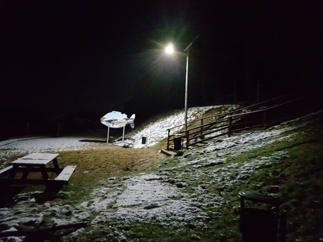 Realizacja: Latarnie Solarne LED dla Gminy Somonino przez Calidus.eu