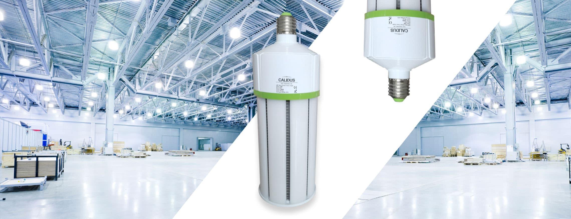 Żarówka przemysłowa LED 60W