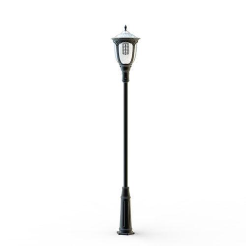solarna latarnia uliczna jednoramienna SLC 1100LL