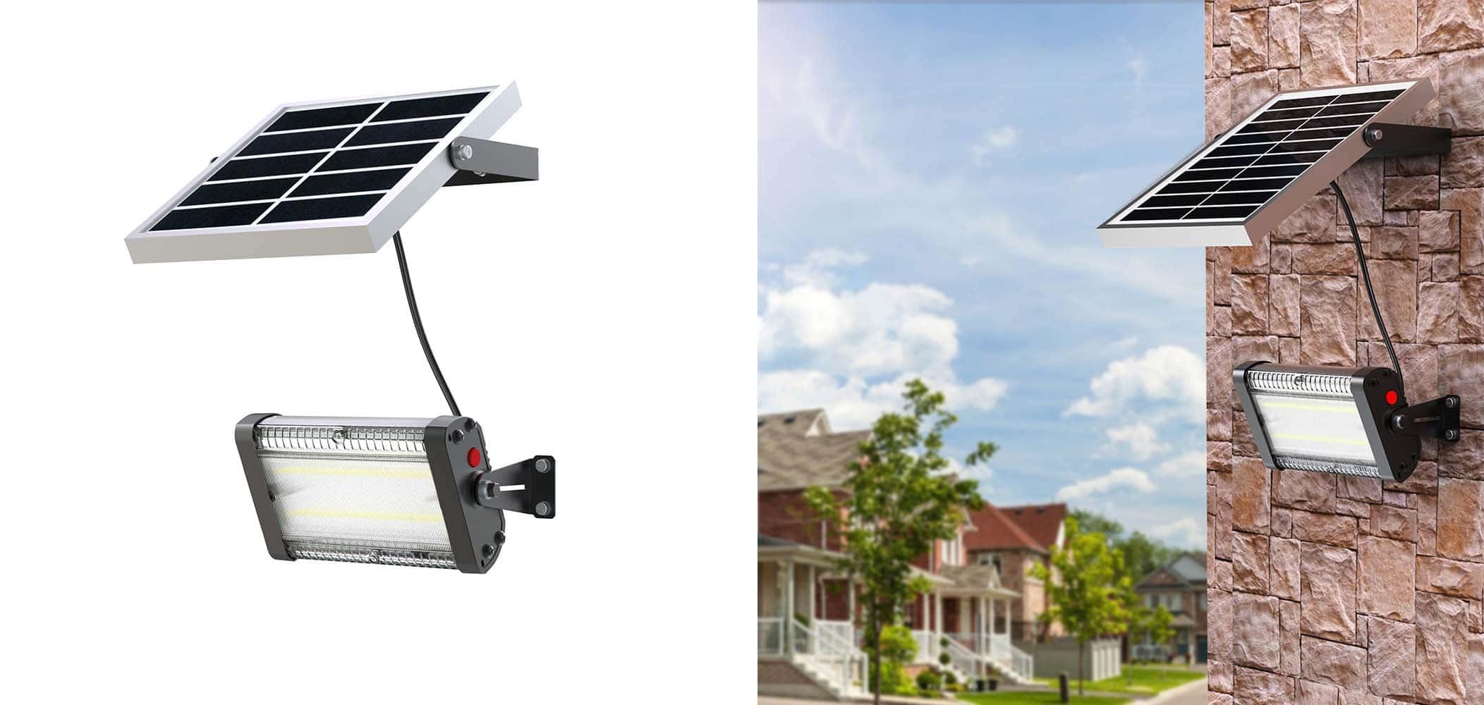 Lampa solarna indoor / outdoor