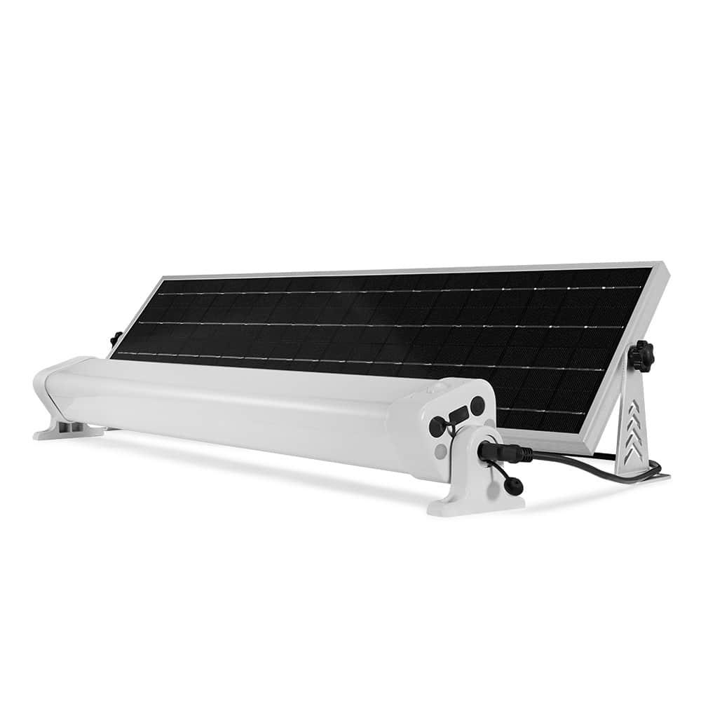 Zestaw Solarny Z Lampą 24w Led Slc 2460