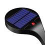Solarny kinkiet ozdobny