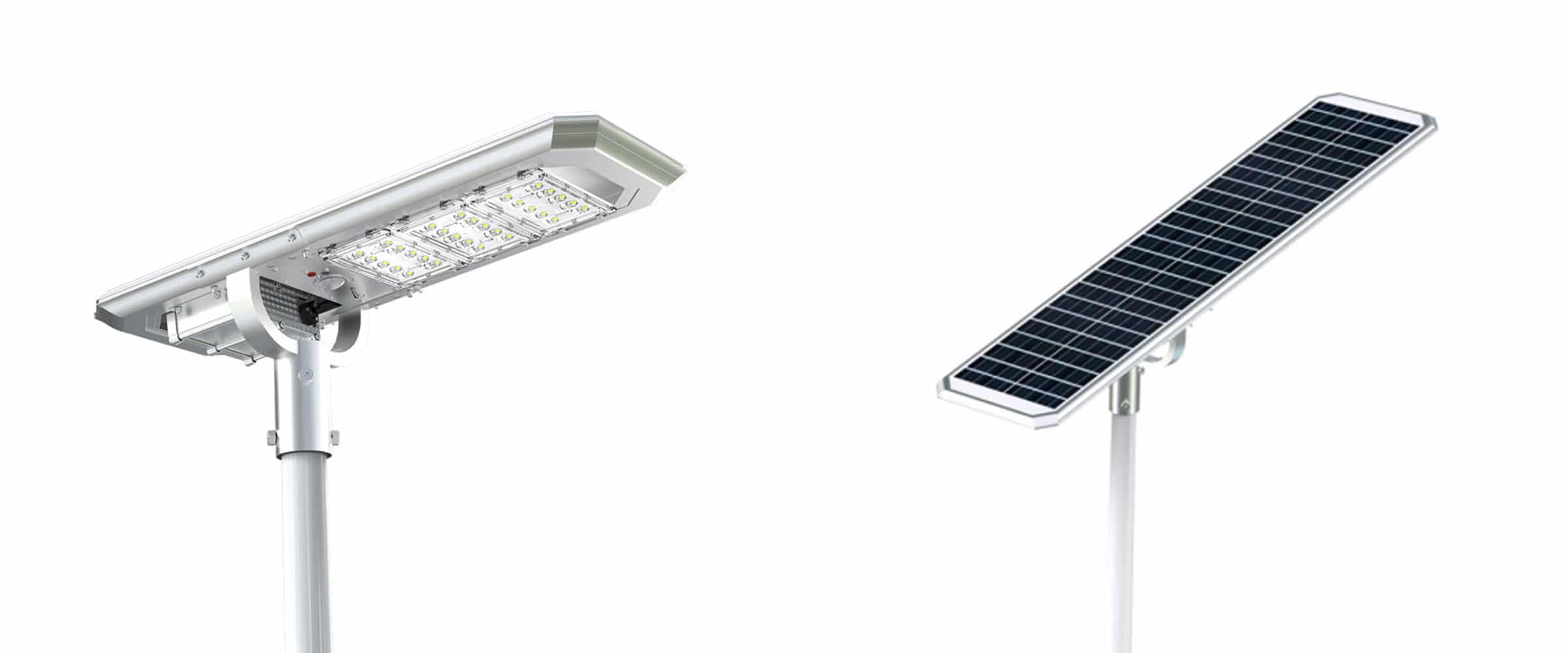 Solarna latarnia uliczna 18,5W