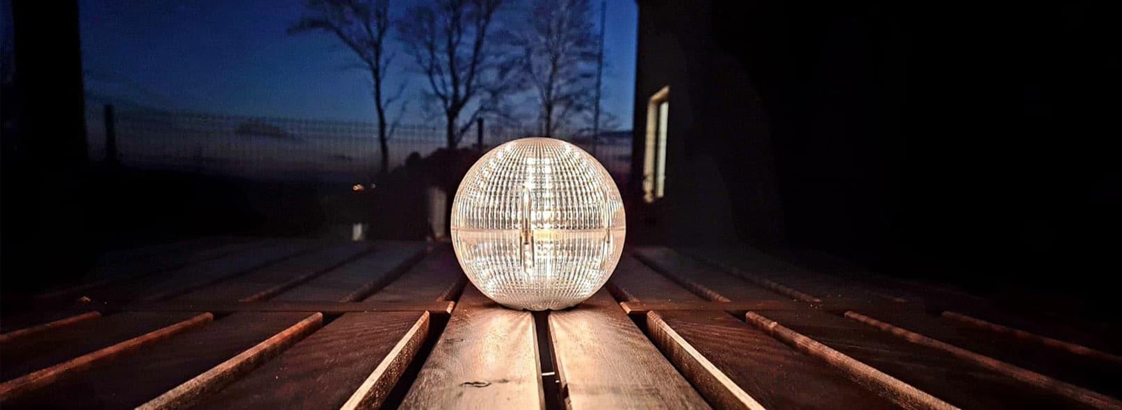 Solarna kula LED