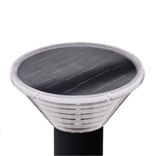 Solarna lampa wandaloodporna