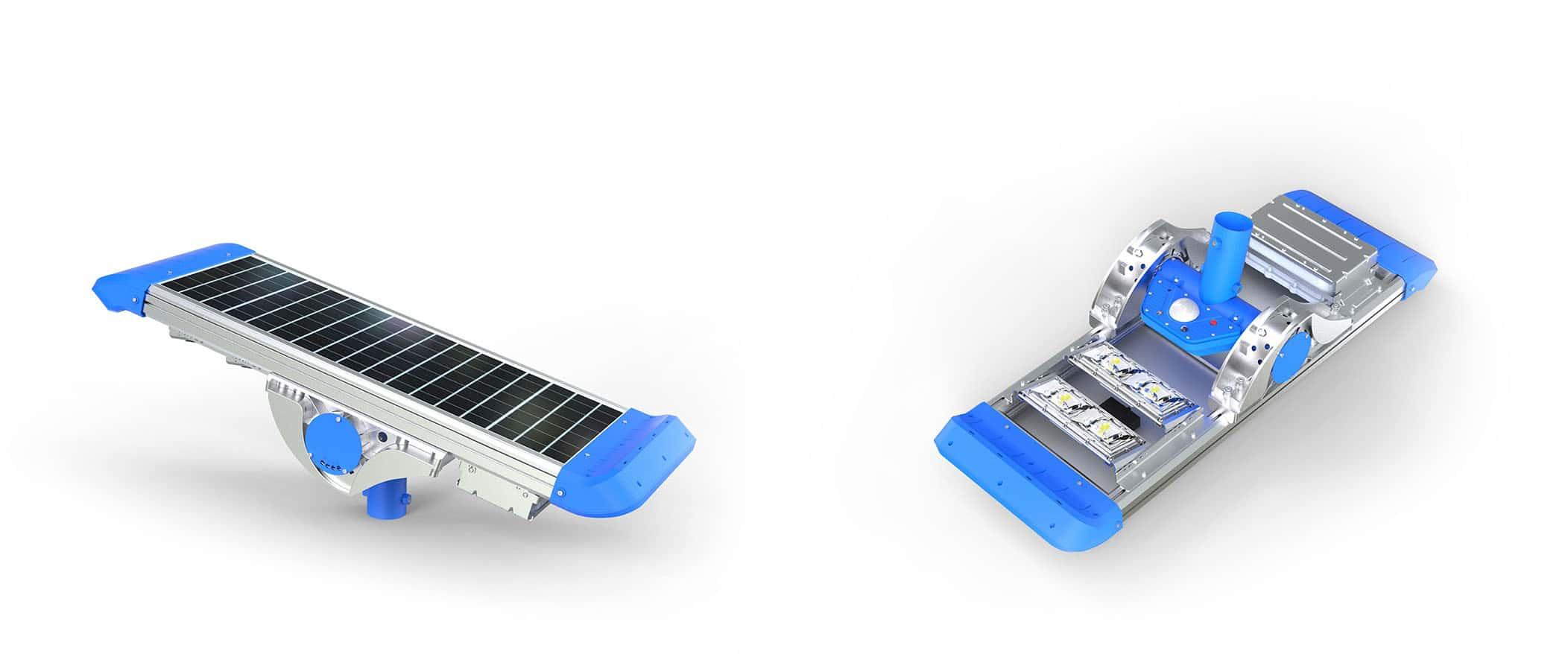Latarnia solarna slc-8020