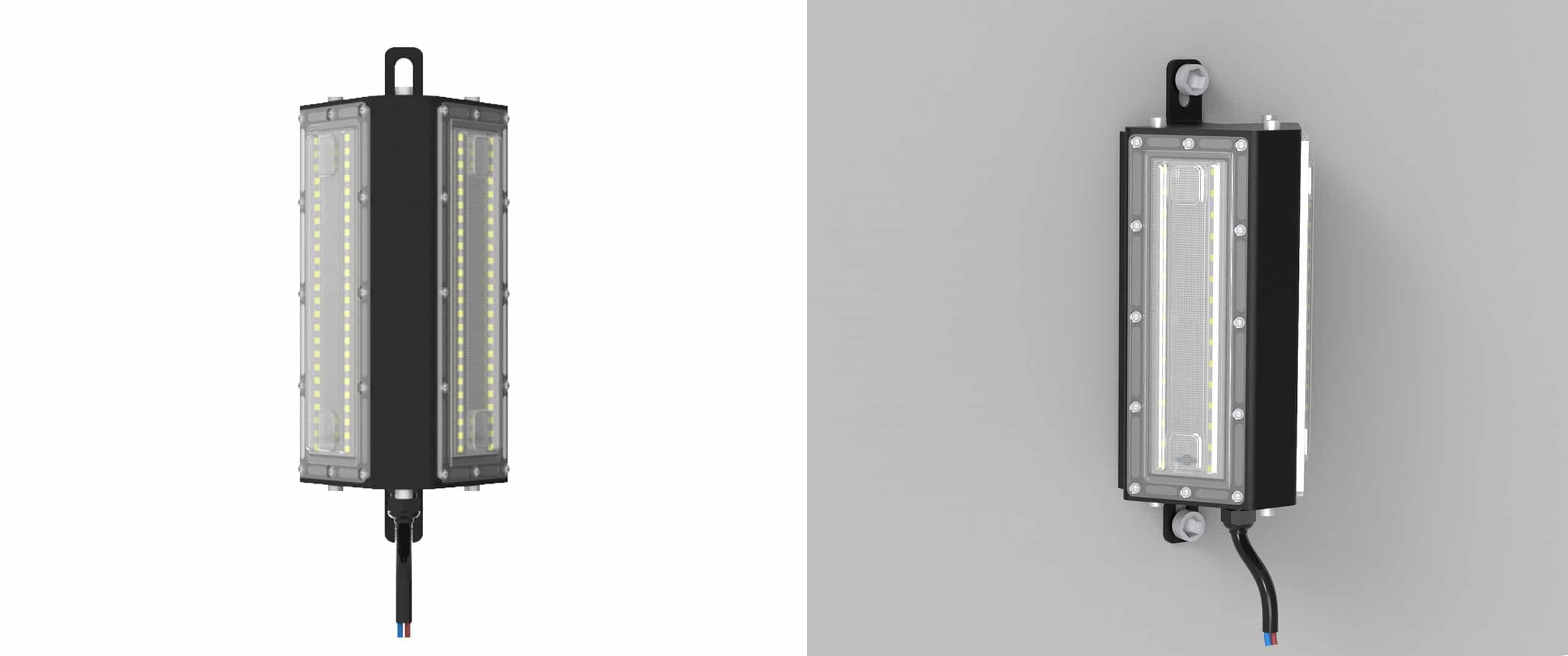 Lampa przemysłowa 50W