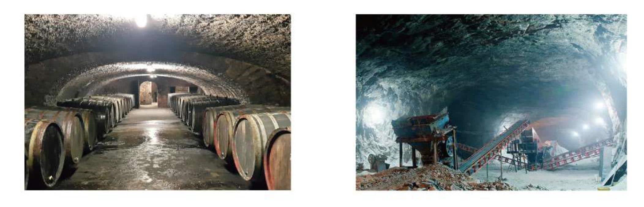Oświetlenie do kopalni