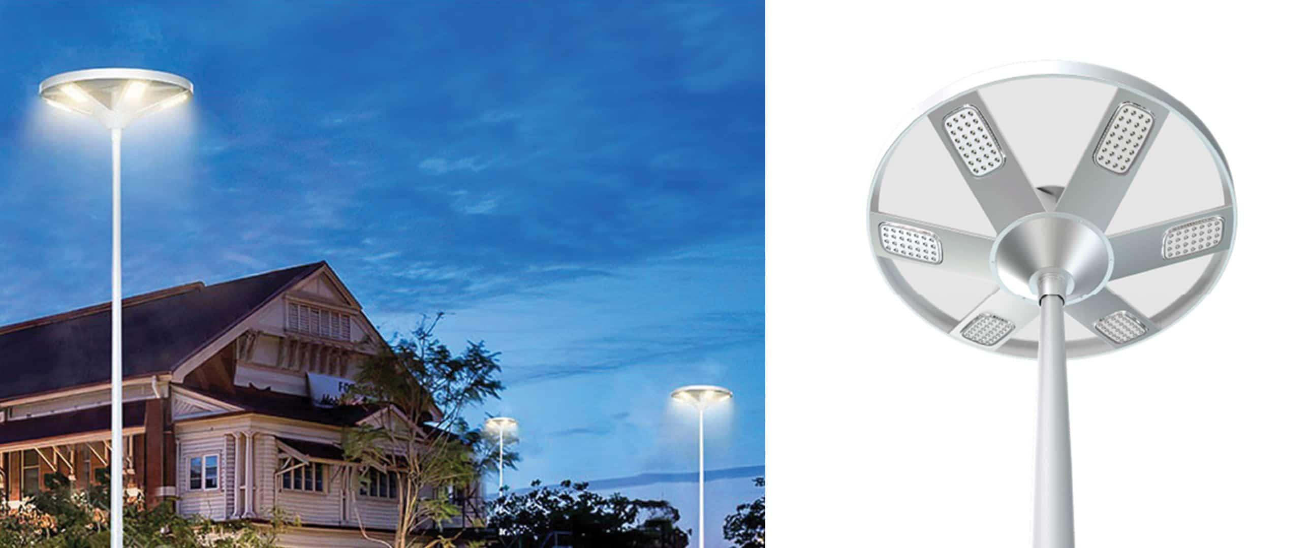 Solarna latarnia 1500N